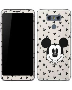 Classic Mickey Mouse LG G6 Skin