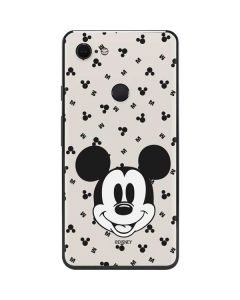 Classic Mickey Mouse Google Pixel 3 XL Skin