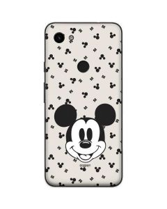 Classic Mickey Mouse Google Pixel 3a Skin