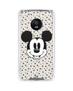 Classic Mickey Mouse Moto G5 Plus Clear Case