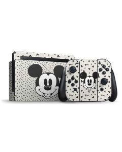 Classic Mickey Mouse Nintendo Switch Bundle Skin