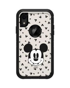 Classic Mickey Mouse Otterbox Defender iPhone Skin