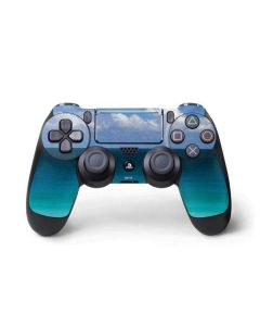Clear Blue Water Along Beach at Cancun PS4 Pro/Slim Controller Skin