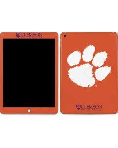 Clemson Paw Mark Apple iPad Skin