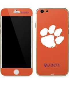 Clemson Paw Mark iPhone 6/6s Skin