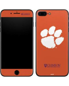 Clemson Paw Mark iPhone 7 Plus Skin