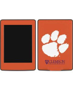 Clemson Paw Mark Amazon Kindle Skin
