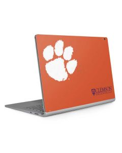 Clemson Paw Mark Surface Book 2 13.5in Skin