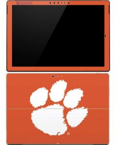 Clemson Paw Mark Surface Pro 4 Skin