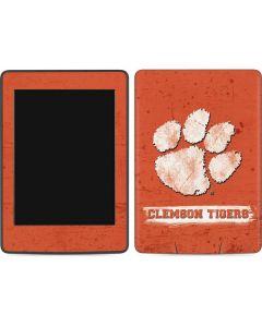 Clemson Tigers Vintage Amazon Kindle Skin