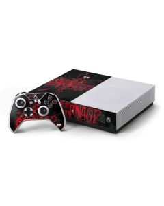 Cletus Kasady Xbox One S Console and Controller Bundle Skin