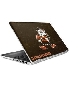 Cleveland Browns Alternate Distressed HP Pavilion Skin