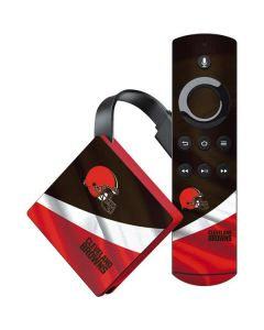 Cleveland Browns Amazon Fire TV Skin