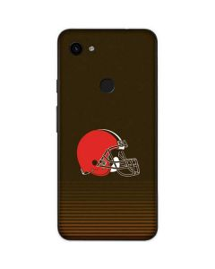 Cleveland Browns Breakaway Google Pixel 3a Skin
