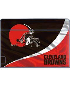Cleveland Browns Galaxy Book Keyboard Folio 12in Skin