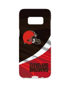Cleveland Browns Galaxy S8 Plus Lite Case