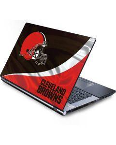 Cleveland Browns Generic Laptop Skin