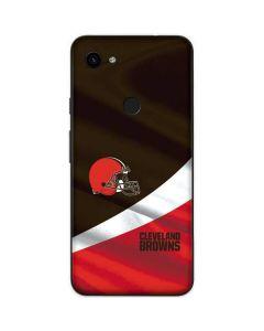 Cleveland Browns Google Pixel 3a Skin