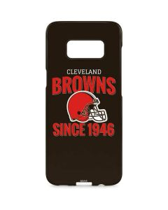 Cleveland Browns Helmet Galaxy S8 Plus Lite Case