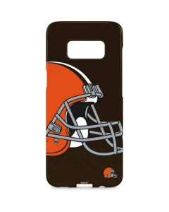 Cleveland Browns Large Logo Galaxy S8 Plus Lite Case