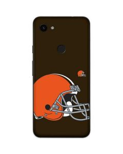 Cleveland Browns Large Logo Google Pixel 3a Skin