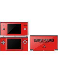 Cleveland Browns Team Motto DS Lite Skin