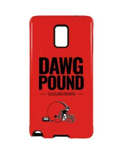 Cleveland Browns Team Motto Galaxy Note 4 Pro Case