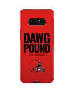 Cleveland Browns Team Motto Galaxy Note 8 Lite Case