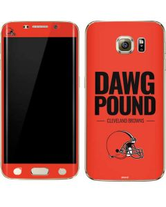Cleveland Browns Team Motto Galaxy S6 edge+ Skin