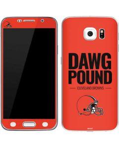 Cleveland Browns Team Motto Galaxy S6 Skin
