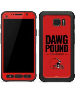 Cleveland Browns Team Motto Galaxy S7 Active Skin