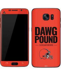 Cleveland Browns Team Motto Galaxy S7 Skin