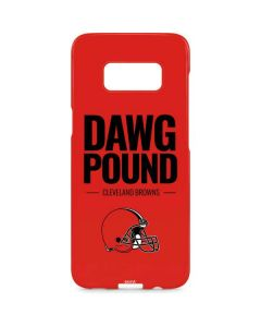 Cleveland Browns Team Motto Galaxy S8 Plus Lite Case