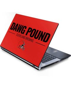 Cleveland Browns Team Motto Generic Laptop Skin