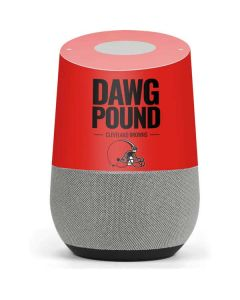Cleveland Browns Team Motto Google Home Skin