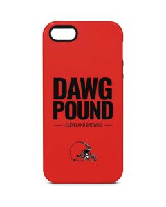 Cleveland Browns Team Motto iPhone 5/5s/SE Pro Case
