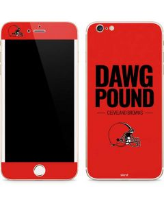 Cleveland Browns Team Motto iPhone 6/6s Plus Skin