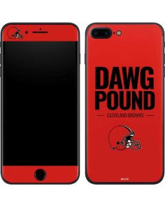 Cleveland Browns Team Motto iPhone 7 Plus Skin