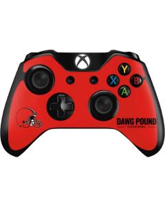 Cleveland Browns Team Motto Xbox One Controller Skin