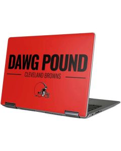 Cleveland Browns Team Motto Yoga 710 14in Skin