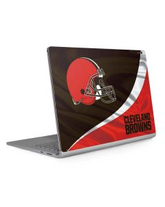 Cleveland Browns Surface Book 2 13.5in Skin