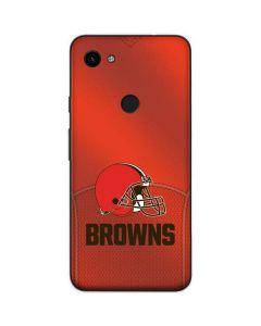 Cleveland Browns Team Jersey Google Pixel 3a Skin