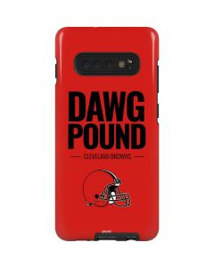 Cleveland Browns Team Motto Galaxy S10 Plus Pro Case