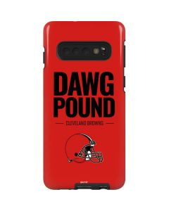 Cleveland Browns Team Motto Galaxy S10 Pro Case