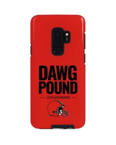 Cleveland Browns Team Motto Galaxy S9 Plus Pro Case