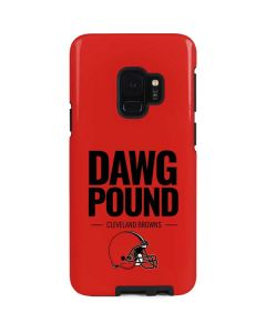 Cleveland Browns Team Motto Galaxy S9 Pro Case