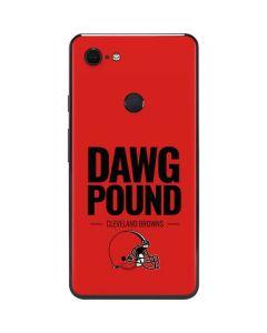 Cleveland Browns Team Motto Google Pixel 3 XL Skin
