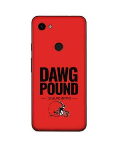 Cleveland Browns Team Motto Google Pixel 3a Skin
