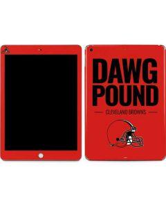 Cleveland Browns Team Motto Apple iPad Skin