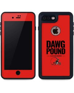 Cleveland Browns Team Motto iPhone 7 Plus Waterproof Case